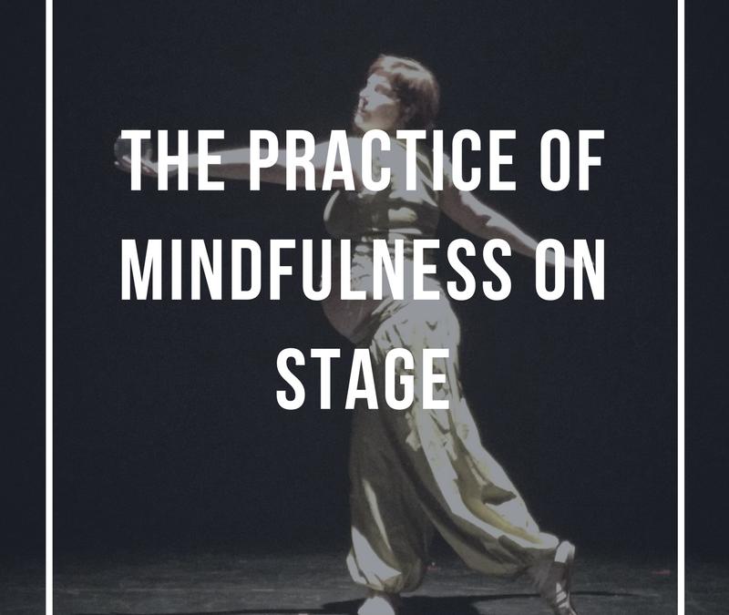 Mindfulness on Stage
