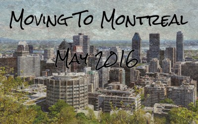 Moving to Montreal