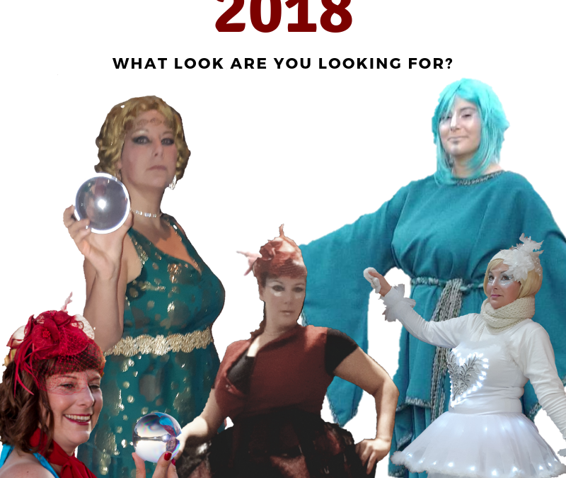 New Costumes 2018